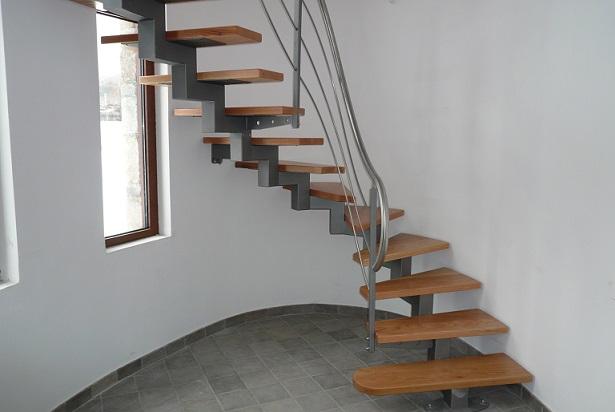 Scalinate in legno per interni scale per interni con - Scale di legno per interni ...