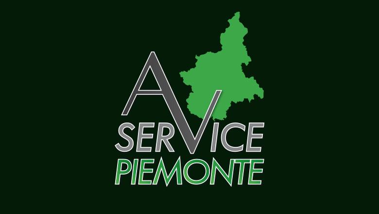 realizzazione logo AV Service