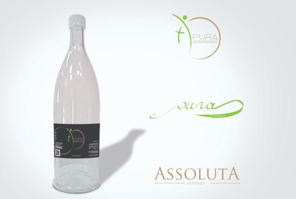 brand identity a-pura